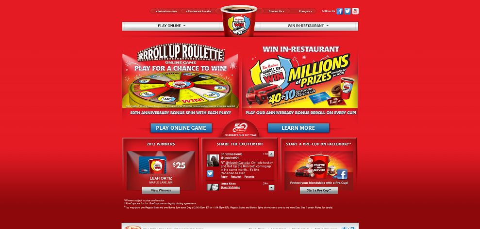 #4655-Tim Hortons - Roll Up The Rim To Win - Home-www_rolluptherimtowin_com_en_index_php