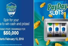 Newport Pleasure Payday Sweepstakes 2018