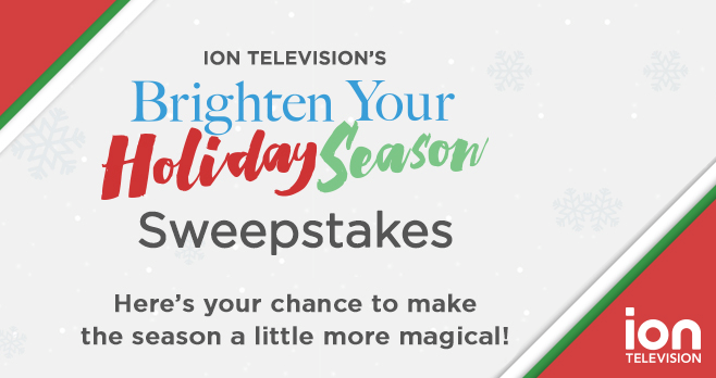 ION Television Holiday Sweepstakes 2016