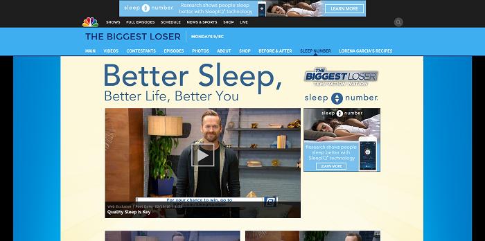 NBC.com/SleepNumber - NBC Sleep Number Resort Stay Giveaway Sweepstakes