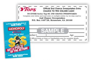 2nd chance ticket