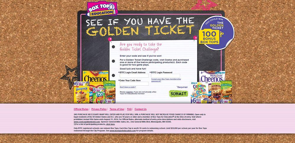 #3002-Golden Ticket Challenge-www_costcogoldenticket_com