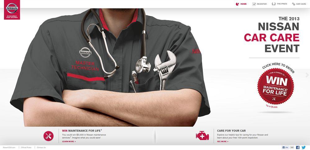 #3148-The 2013 Nissan Car Care Event-www_nissancarcareevent_com