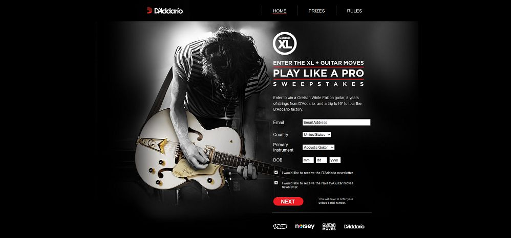 #3386-XL Play Like A Pro Sweeps-promotions_daddario_com_contest_playlikeapro