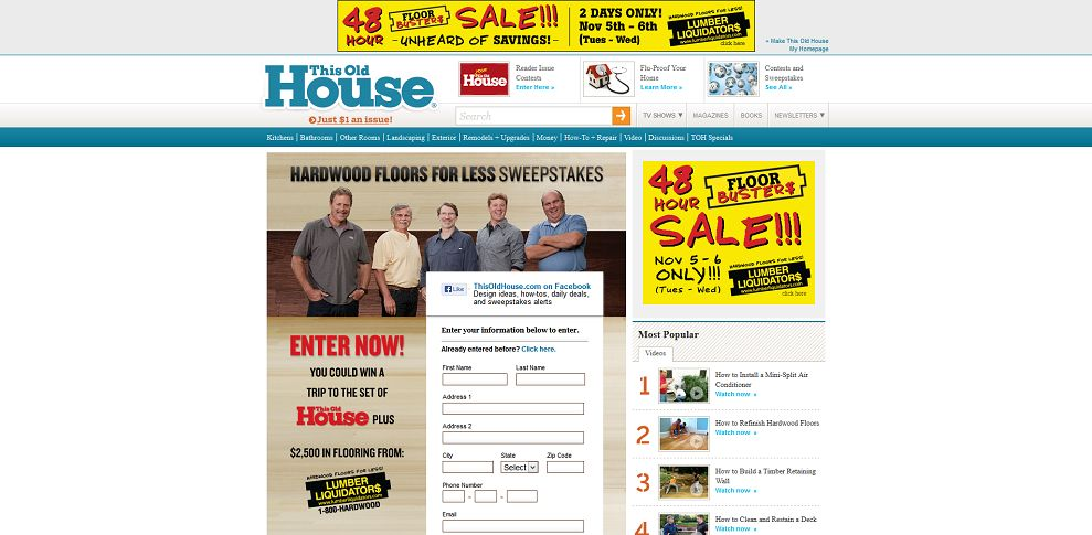 #3435-TOH Hardwood Floors for Less Sweepstakes-thisoldhousesweeps_com_lumber