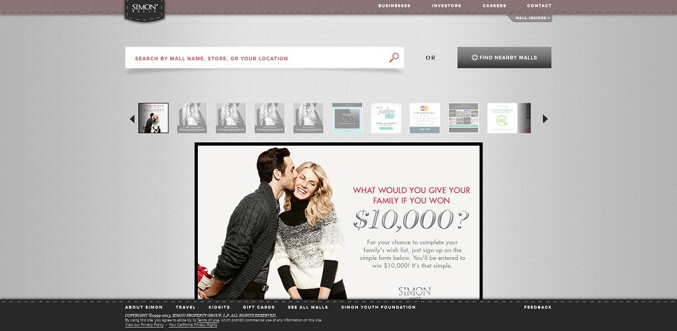 #3633-$10,000 Holiday Sweepstakes-www_simon_com_10000-holiday-sweepstakes
