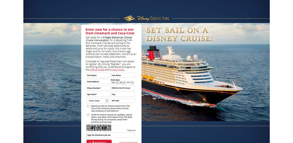 #3853-2013 Sail Away with Cinemark and Coca-Cola® Sweepstakes-cocacola_promo_eprize_com_cinemarksailaway