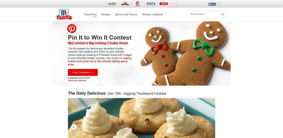#3941-McCormick's Cookie Share-cookieshare_mccormick_com