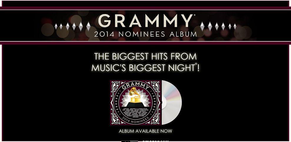 #4459-Grammy 2014 Nominees Album-2014grammyalbum_com