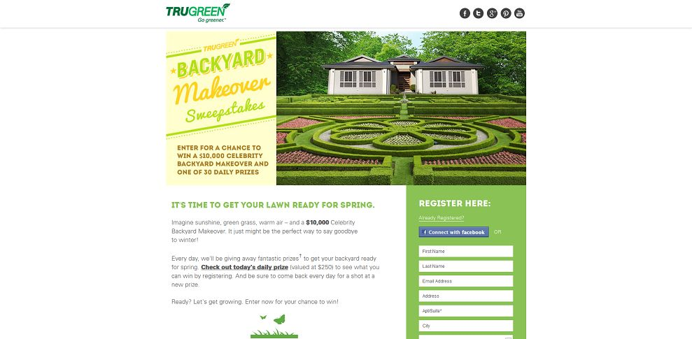 #5149-Backyard Makeover Sweepstakes-trugreen_promo_eprize_com_spring