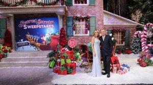 Wheel of Fortune Sears Secret Santa