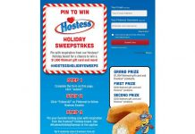 SocialMoms Hostess Holiday Sweepstakes