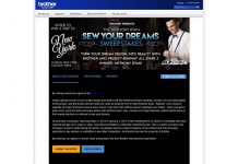 Brother And Anthony Ryan Sew Your Dreams Sweepstakes