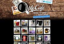 Albertson's McCafe Mug Pix Sweepstakes (albertsons.com/McCafe)
