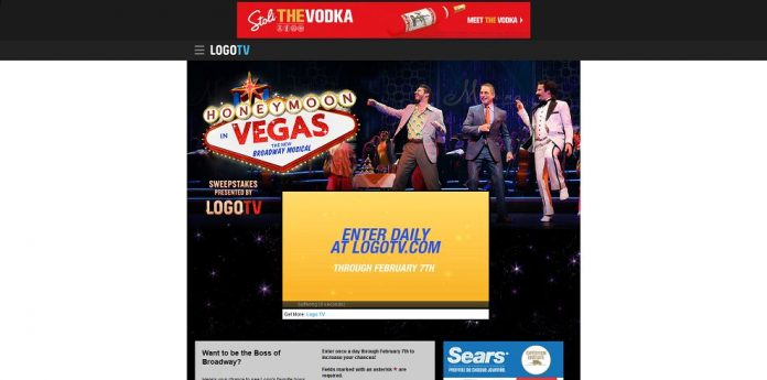 LogoTV Honeymoon in Vegas Sweepstakes