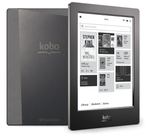 Kobo Aura H2O eReader