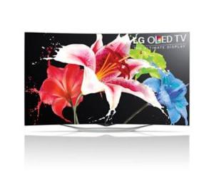 LG OLED Smart HDTV