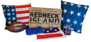 Redneck Island Prize Pack