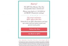 QVC New Beauty, New You Sweepstakes