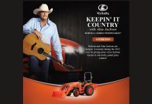 Keepin' It Country With Alan Jackson Kubota L Series Sweepstakes