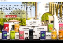 Crack The Code With Diamond Candles And The Red Carpet Challenge