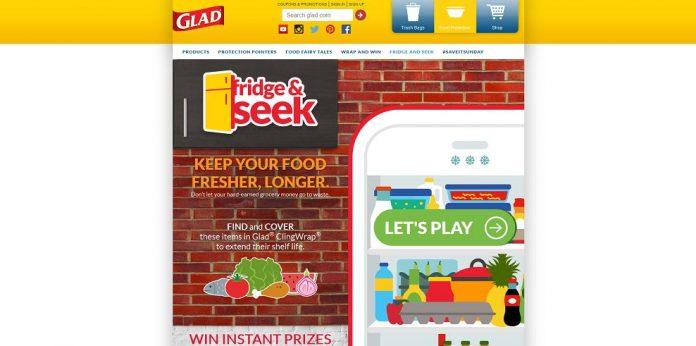 Play Glad Fridge & Seek Instant Win Game