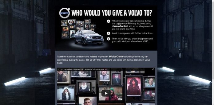 Who Would You Put In A Volvo? Contest