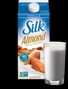 silk almondmilk