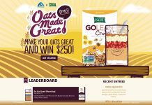 Albertsons Oats Made Great Sweepstakes albertsonsomg.com