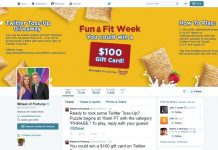 Wheel of Fortune Post Shredded Wheat Twitter Toss-Up Giveaway