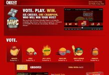 Cheez-It Most Valuable Cheese Sweepstakes (cheezitmvc.com)
