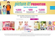 The Children's Place Picture It Sweepstakes