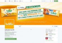 belVita Breakfast Morning Win Sweepstakes