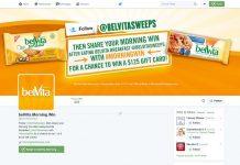 belVita Breakfast Morning Win Sweepstakes