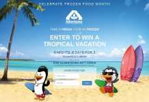 Albertsons Fresh Look At Frozen Sweepstakes