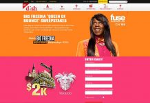 DISH Big Freedia Queen Of Bounce Sweepstakes