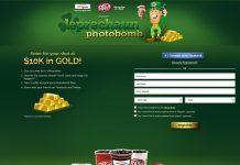Leprechaun Photobomb Sweepstakes - TMGSgold.com