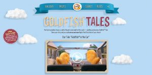 Share Your Goldfish Tales 2 Sweepstakes