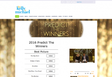 LIVE With Kelly and Michael Predict the Winners Promotion
