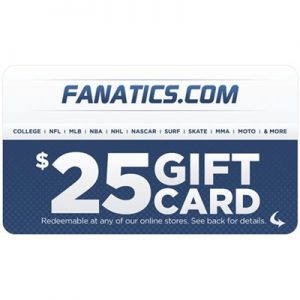 fanatics egift card