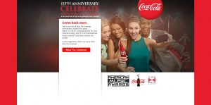 Coca-Cola And Bow Tie Cinemas Anniversary Instant Win and Sweepstakes (bowtie115.com)