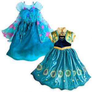 Frozen Fever 2 in 1 Costume Set