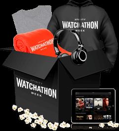 xfinity watchathon binge box