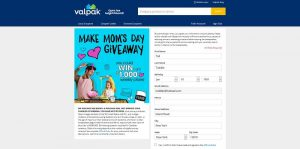 Valpak Make Mom's Day Giveaway (Valpak.com/Mom)