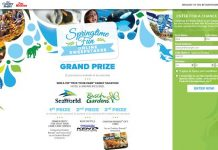OvationSweeps.com - Springtime Fun Buffet Sweepstakes