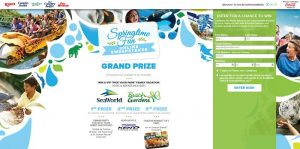OvationSweeps.com - Springtime Fun Buffet Sweepstakes