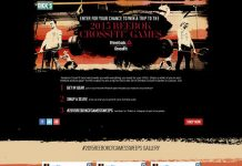 Reebok CrossFit Games Sweepstakes