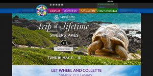 Wheel of Fortune Trip Of A Lifetime Sweepstakes
