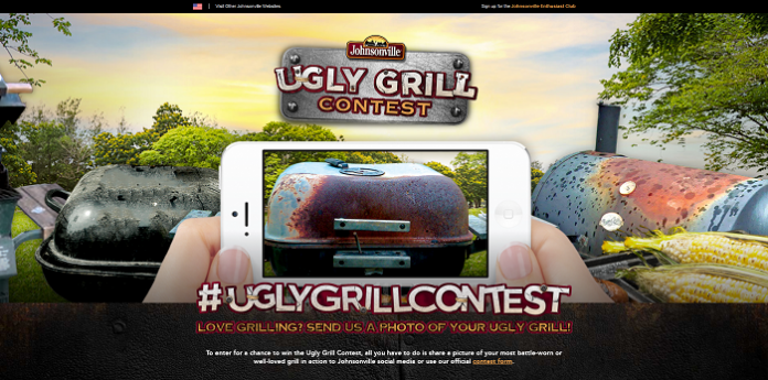 UglyGrill.Johnsonville.com: Johnsonville Ugly Grill Contest
