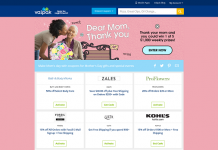 Valpak Give Thanks for Mom Sweepstakes